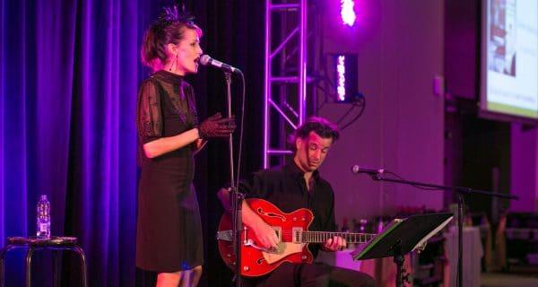 Gala 2014 La Rue Des Femmes - Hyatt Regency