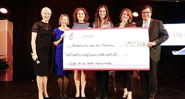 Gala 2018 La Rue Des Femmes - Le Madison